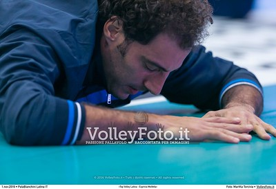 «Top Volley Latina - Exprivia Molfetta»