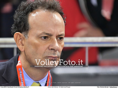 «Cucine Lube Civitanova - Sir Safety Conad Perugia»