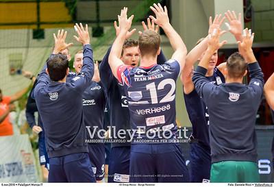 GI Group Monza - Bunge Ravenna