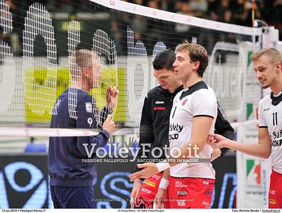 «Gi Group Monza - Sir Safety Conad Perugia»