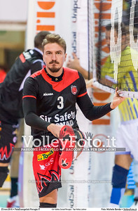 «Sir Safety Conad Perugia - Top Volley Latina»