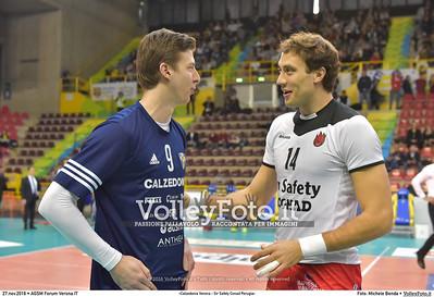 «Calzedonia Verona - Sir Safety Conad Perugia»