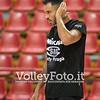 Alessandro FRANCESCHINI [12] durante allenamento Sir Safety Conad Perugia presso PalaEvangelisti Perugia IT, 24 agosto 2016 - Foto di Michele Benda [_MB33638]