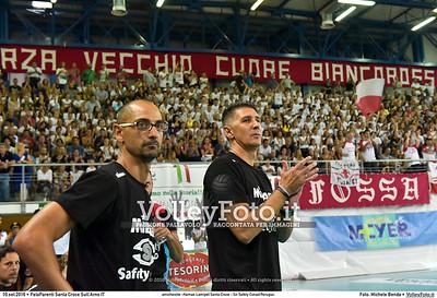 Kemas Lamipel Santa Croce - Sir Safety Conad Perugia (Amichevole)