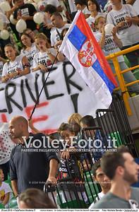 durante «Azimut Modena - Sir Safety Conad Perugia» Finale Del Monte® SuperCoppa presso PalaPanini Modena IT, 25 settembre 2016 - Foto di Michele Benda [MB5_3694]