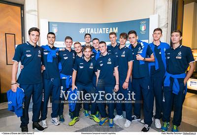 Club Italia maschile