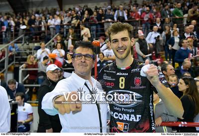 Aaron RUSSELL [8] e Gino SIRCI