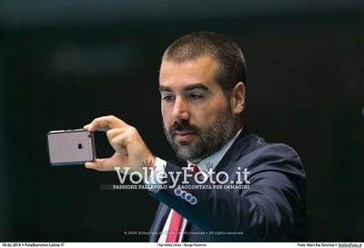 «Top Volley Latina - Bunge Ravenna»