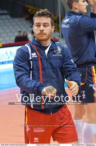 «Bunge Ravenna - Sir Safety Conad Perugia»