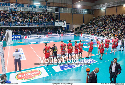 «Top Volley Latina - Sir Safety Conad Perugia»