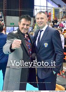Nikola GRBIĆ [Allenatore] e Gino SIRCI