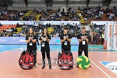 «Sir Safety Conad Perugia - Gi Group Monza»
