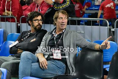 Laurent Tillie, allenatore della nazionale maschile francese