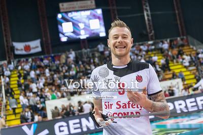 «Sir Safety Conad Perugia - BCC Castellana Grotte»