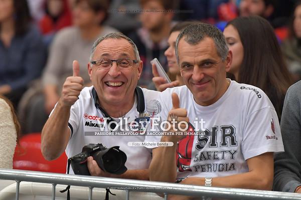 «Kioene Padova - Sir Safety Conad Perugia»