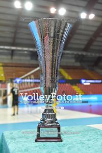 Il trofeo durante  Memorial Valter Baldaccini presso PalaEvangelisti Perugia IT, 25 settembre 2018 - Foto di Michele Benda per VolleyFoto [Riferimento file: 2018-09-25/750_9548]