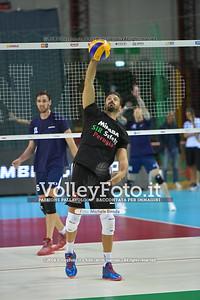 Dore DELLALUNGA durante  Memorial Valter Baldaccini presso PalaBarton Perugia IT, 25 settembre 2018 - Foto di Michele Benda per VolleyFoto [Riferimento file: 2018-09-25/ND5_3199]