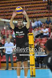 Luciano DECECCO durante  Memorial Valter Baldaccini presso PalaBarton Perugia IT, 25 settembre 2018 - Foto di Michele Benda per VolleyFoto [Riferimento file: 2018-09-25/ND5_3234]
