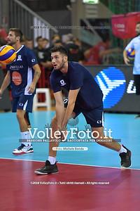 Andrea MATTEI durante  Memorial Valter Baldaccini presso PalaBarton Perugia IT, 25 settembre 2018 - Foto di Michele Benda per VolleyFoto [Riferimento file: 2018-09-25/ND5_3153]