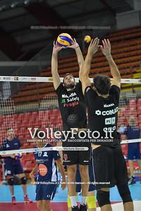 Luciano DECECCO durante  Memorial Valter Baldaccini presso PalaBarton Perugia IT, 25 settembre 2018 - Foto di Michele Benda per VolleyFoto [Riferimento file: 2018-09-25/ND5_3229]