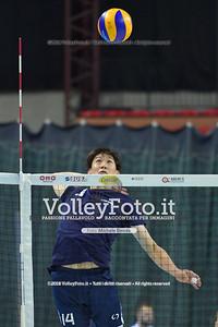 Yuki ISHIKAWA durante  Memorial Valter Baldaccini presso PalaBarton Perugia IT, 25 settembre 2018 - Foto di Michele Benda per VolleyFoto [Riferimento file: 2018-09-25/ND5_3240]