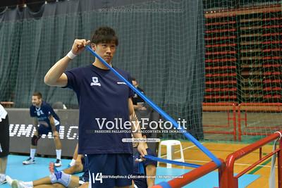 Yuki ISHIKAWA durante  Memorial Valter Baldaccini presso PalaEvangelisti Perugia IT, 25 settembre 2018 - Foto di Michele Benda per VolleyFoto [Riferimento file: 2018-09-25/750_9552]