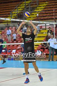 Jonah SEIF durante  Memorial Valter Baldaccini presso PalaBarton Perugia IT, 25 settembre 2018 - Foto di Michele Benda per VolleyFoto [Riferimento file: 2018-09-25/ND5_3224]