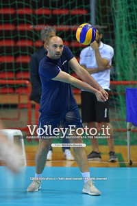 Andrea GIOVI durante  Memorial Valter Baldaccini presso PalaBarton Perugia IT, 25 settembre 2018 - Foto di Michele Benda per VolleyFoto [Riferimento file: 2018-09-25/ND5_3219]