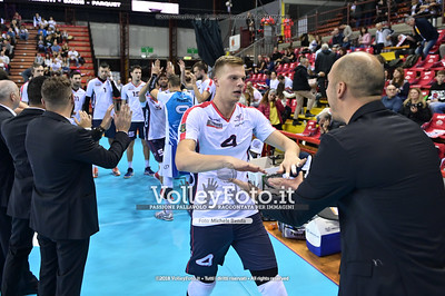 Vero Volley Monza starting six