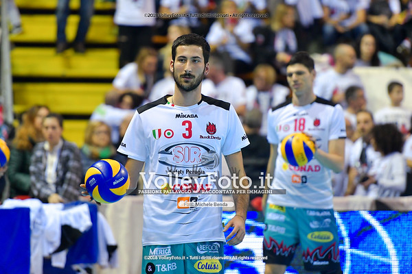 Sir Safety Conad Perugia - Consar Ravenna / 10ª giornata di andata, Campionato Italiano di Pallavolo Maschile SuperLega Credem Banca IT, 2 dicembre 2018 - Foto: Michele Benda per VolleyFoto.it [Riferimento file: 2018-12-02/ND5_4581]