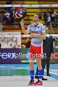 Sir Safety Conad Perugia - Consar Ravenna / 10ª giornata di andata, Campionato Italiano di Pallavolo Maschile SuperLega Credem Banca IT, 2 dicembre 2018 - Foto: Michele Benda per VolleyFoto.it [Riferimento file: 2018-12-02/ND5_4532]