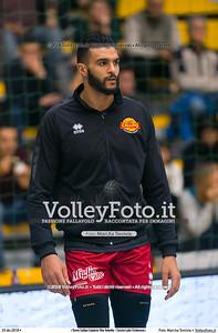 durante  presso , 23 dicembre 2018. Foto di: Mari.ka Torcivia per VolleyFoto.it [riferimento file: 2018-12-24/_65A4457]