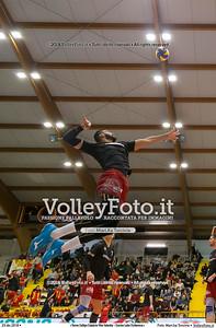 durante  presso , 23 dicembre 2018. Foto di: Mari.ka Torcivia per VolleyFoto.it [riferimento file: 2018-12-24/_MG_7163]