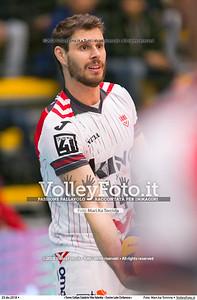 durante  presso , 23 dicembre 2018. Foto di: Mari.ka Torcivia per VolleyFoto.it [riferimento file: 2018-12-24/_65A4481]