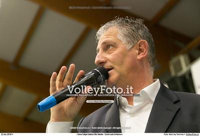 durante  presso , 23 dicembre 2018. Foto di: Mari.ka Torcivia per VolleyFoto.it [riferimento file: 2018-12-24/_MG_7169]