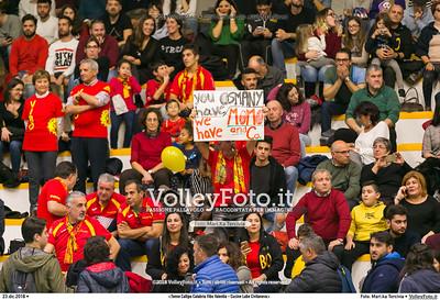 durante  presso , 23 dicembre 2018. Foto di: Mari.ka Torcivia per VolleyFoto.it [riferimento file: 2018-12-24/_65A4519]