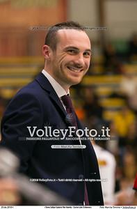durante  presso , 23 dicembre 2018. Foto di: Mari.ka Torcivia per VolleyFoto.it [riferimento file: 2018-12-24/_65A4521]