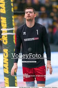 durante  presso , 23 dicembre 2018. Foto di: Mari.ka Torcivia per VolleyFoto.it [riferimento file: 2018-12-24/_65A4470]