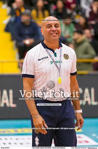 durante  presso , 23 dicembre 2018. Foto di: Mari.ka Torcivia per VolleyFoto.it [riferimento file: 2018-12-24/_65A4523]