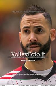 durante  presso , 23 dicembre 2018. Foto di: Mari.ka Torcivia per VolleyFoto.it [riferimento file: 2018-12-24/_65A4456]