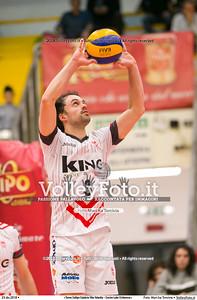 durante  presso , 23 dicembre 2018. Foto di: Mari.ka Torcivia per VolleyFoto.it [riferimento file: 2018-12-24/_65A4502]