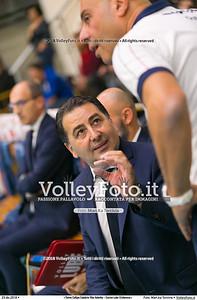 durante  presso , 23 dicembre 2018. Foto di: Mari.ka Torcivia per VolleyFoto.it [riferimento file: 2018-12-24/_65A4513]
