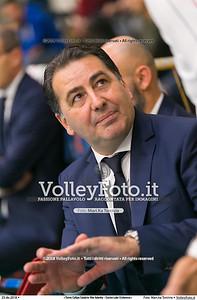 durante  presso , 23 dicembre 2018. Foto di: Mari.ka Torcivia per VolleyFoto.it [riferimento file: 2018-12-24/_65A4517]