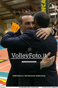 durante  presso , 23 dicembre 2018. Foto di: Mari.ka Torcivia per VolleyFoto.it [riferimento file: 2018-12-24/_MG_7177]