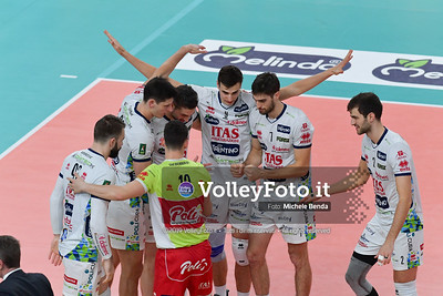 Itas Trentino - Sir Safety Conad Perugia / 3ª giornata di ritorno, Campionato Italiano di Pallavolo Maschile SuperLega Credem Banca IT, 5 gennaio 2019 - Foto: Michele Benda per VolleyFoto.it [Riferimento file: 2019-01-05/ND5_2807]