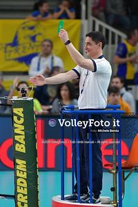Itas Trentino - Sir Safety Conad Perugia / 3ª giornata di ritorno, Campionato Italiano di Pallavolo Maschile SuperLega Credem Banca IT, 5 gennaio 2019 - Foto: Michele Benda per VolleyFoto.it [Riferimento file: 2019-01-05/ND5_3013]