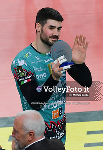 Itas Trentino - Sir Safety Conad Perugia / 3ª giornata di ritorno, Campionato Italiano di Pallavolo Maschile SuperLega Credem Banca IT, 5 gennaio 2019 - Foto: Michele Benda per VolleyFoto.it [Riferimento file: 2019-01-05/ND5_2767]