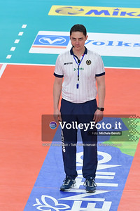 Itas Trentino - Sir Safety Conad Perugia / 3ª giornata di ritorno, Campionato Italiano di Pallavolo Maschile SuperLega Credem Banca IT, 5 gennaio 2019 - Foto: Michele Benda per VolleyFoto.it [Riferimento file: 2019-01-05/ND5_2790]