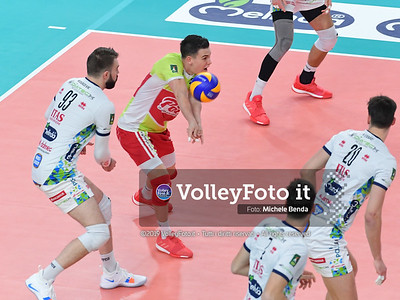 Itas Trentino - Sir Safety Conad Perugia / 3ª giornata di ritorno, Campionato Italiano di Pallavolo Maschile SuperLega Credem Banca IT, 5 gennaio 2019 - Foto: Michele Benda per VolleyFoto.it [Riferimento file: 2019-01-05/ND5_2822]