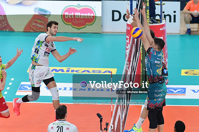 Itas Trentino - Sir Safety Conad Perugia / 3ª giornata di ritorno, Campionato Italiano di Pallavolo Maschile SuperLega Credem Banca IT, 5 gennaio 2019 - Foto: Michele Benda per VolleyFoto.it [Riferimento file: 2019-01-05/ND5_2816]